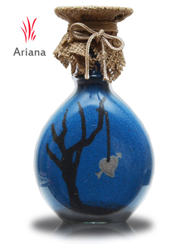 Sand Bottle Sand Art in a Bottle -Gift Ariana