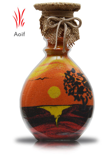 Colored Sand Art In Bottle | Free Shipping