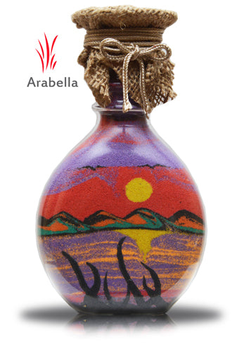 Bottle Art Gift   - Arabella - FREE SHIPPING