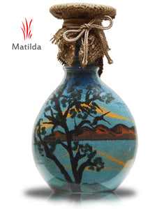 Sand Art in a Bottle - Gift Matilda - FREE SHIPPING