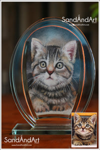Paintings Of Pets From Photos -FREE SHIPPING