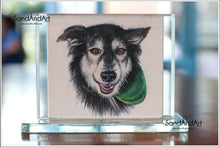 Load image into Gallery viewer, Pet Portrait Paintings From Photos -FREE SHIPPING