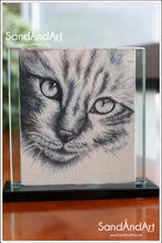 Load image into Gallery viewer, Pet Portraits From Photo -FREE SHIPPING