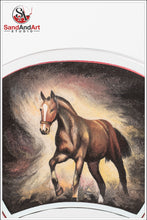 Load image into Gallery viewer, Turn Your Photo into Sand Portrait HORSE Portrait  - FREE SHIPPING