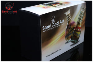 Pictures Of Sand Art In A Bottle | Free Shipping