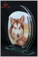 Load image into Gallery viewer, Order Pet Painting From Photo -FREE SHIPPING