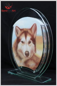 Order Pet Painting From Photo -FREE SHIPPING