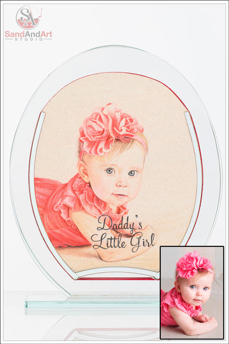 Paint Portrait From Photo - FREE SHIPPING