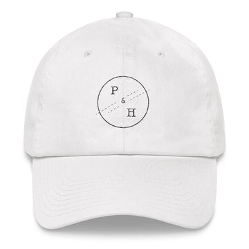 P&H Dad Hat - Black Stitch