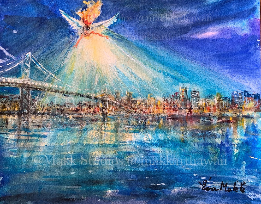 Bright Hope San Francisco by Eva Makk