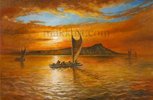 Load image into Gallery viewer, Hawaii Splendor by Americo Makk