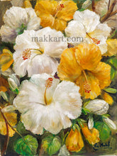 Load image into Gallery viewer, Hibiscus Sparkle by Eva Makk