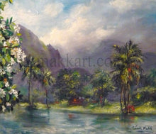 Load image into Gallery viewer, Kauai Lagoons by Eva Makk