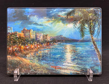 Load image into Gallery viewer, Waikiki Memories by Eva Makk