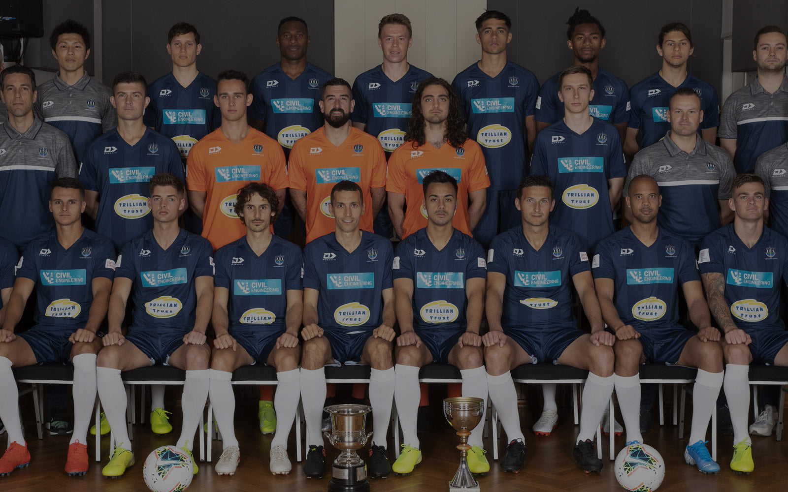 Dynasty Sport Join Forces With Auckland City Fc Dynasty