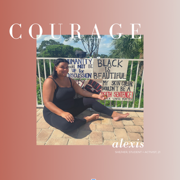 Profiles of Power -- Courage with Alexis Glasgow