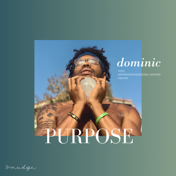Profiles of Power -- Purpose with Dominic Redix