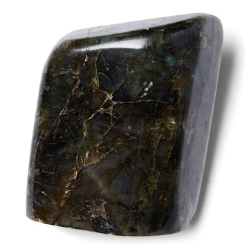 Smudge Crystal Library: Labradorite