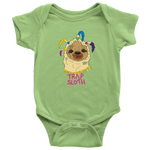 Trap Sloth Baby Onesie