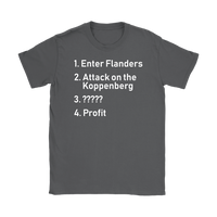 Flanders Strategy T-Shirt