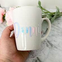 Load image into Gallery viewer, Pastel Unicorn Mug