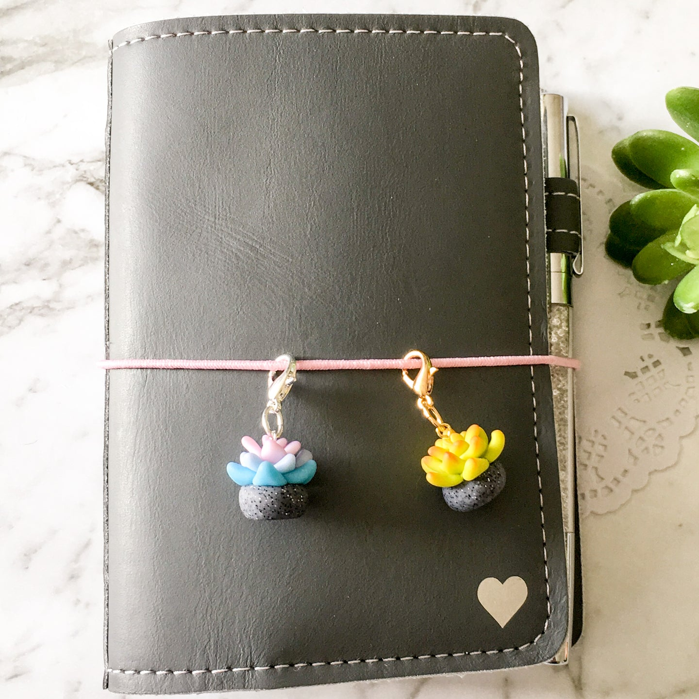 Petite Succulent Travellers Notebook