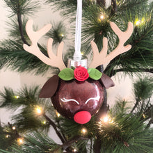 Load image into Gallery viewer, Rudolf the Reindeer Bauble