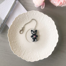 Load image into Gallery viewer, Teddy Bones the Skeleton Bear Charm