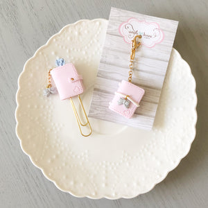 Baby Pink Mini Planner READY TO SHIP