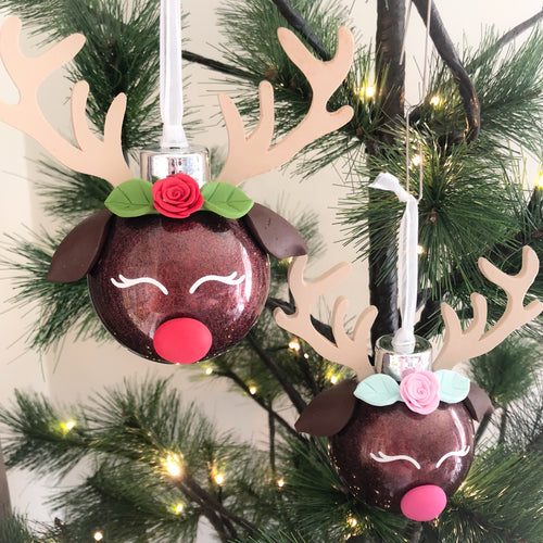 Rudolf the Reindeer Bauble
