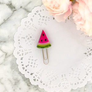 Watermelon Paperclip
