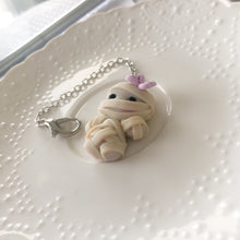 Load image into Gallery viewer, Wrapped in cuteness Mummy Charm