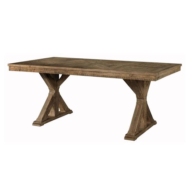 Oakland Rectangle Indoor Timber Dining Table