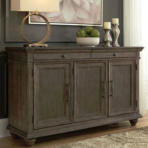 Scarlett Indoor Timber Buffet Sideboard