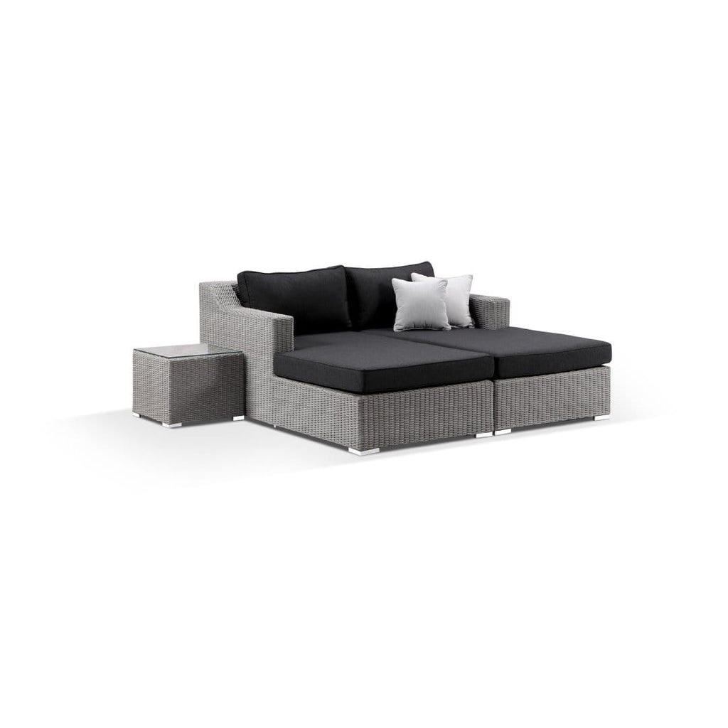 Milano Package A - Outdoor Wicker Modular Daybed