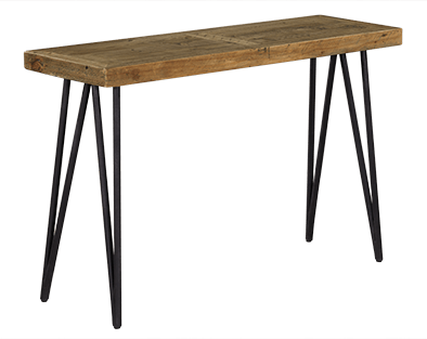 Barnhouse Hall Table - Mid Century - Oslo