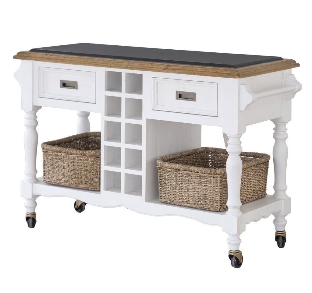 Kitchen Island Benches Trolleys United House Furniture