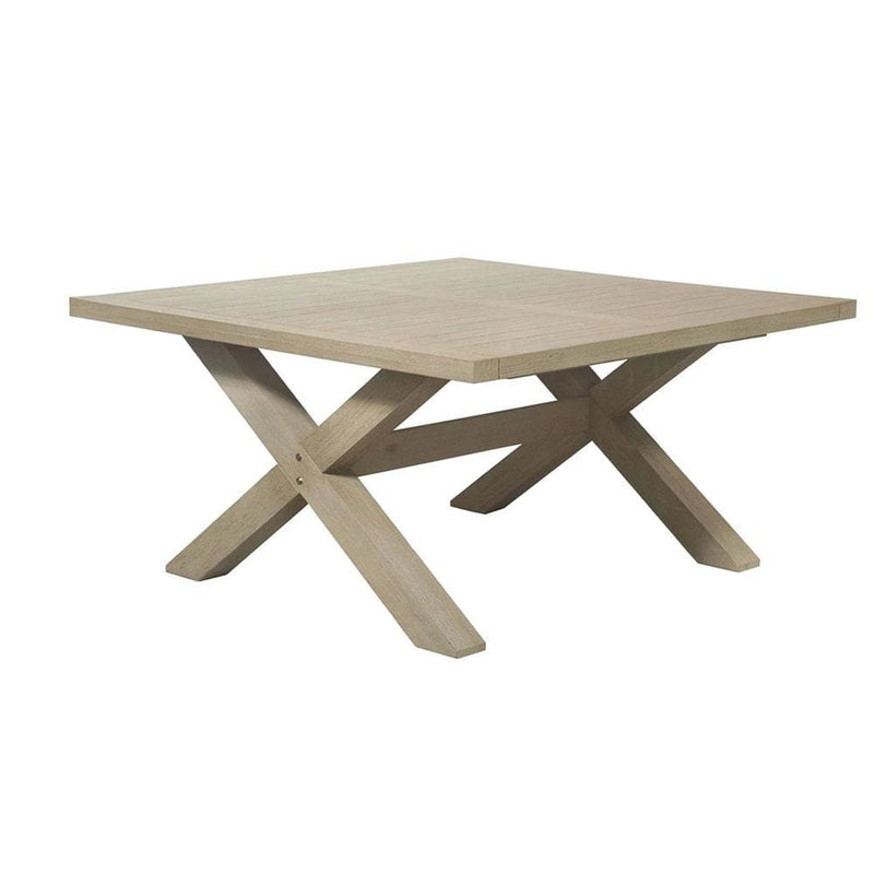 Tahitian Solid Teak 1.5m Square Outdoor Table