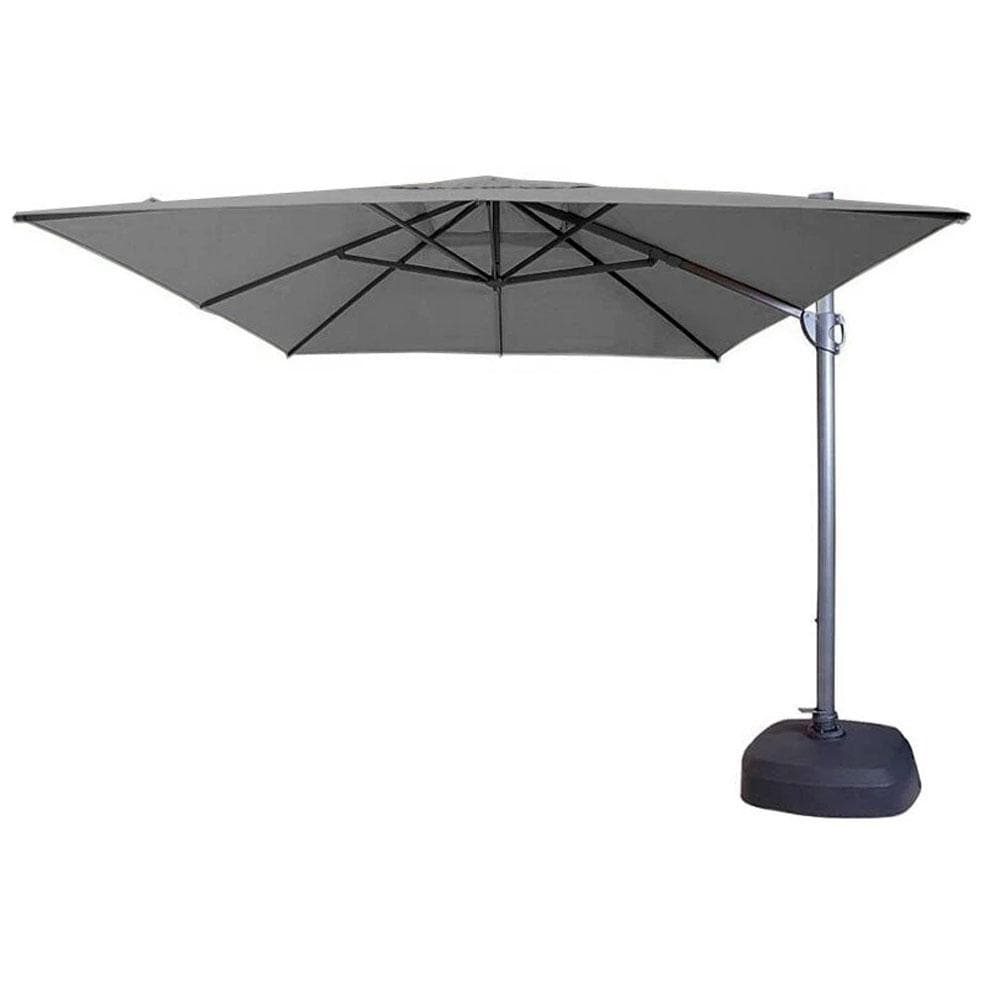 Savannah 4m x 3m Rectangle Shelta Cantilever Umbrella