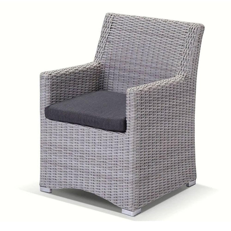 Milano Outdoor Wicker Dining Chair