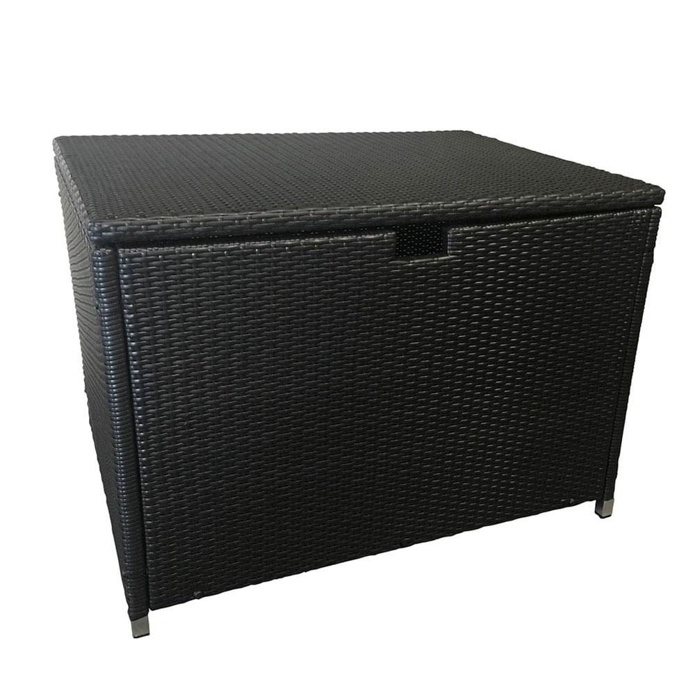 Outdoor Wicker Storage Box - Charlie