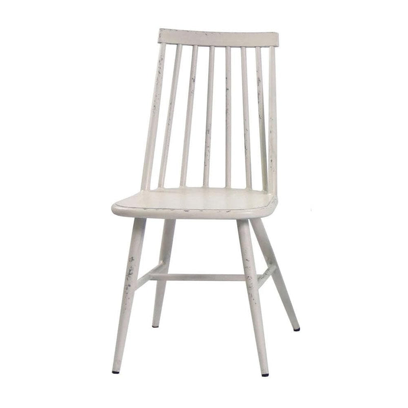 Replica Windsor Outdoor Dining Chair in Antique Off White