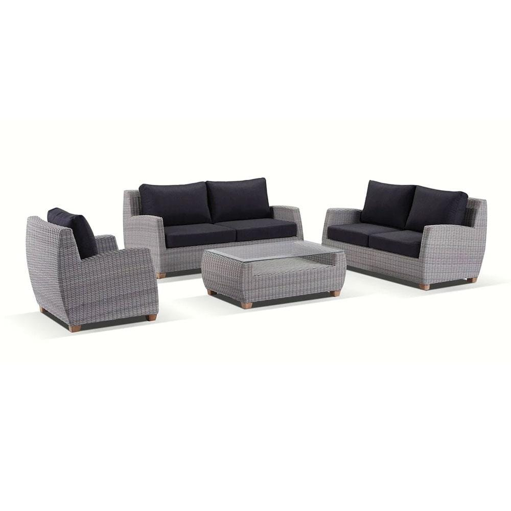 Grange 3+2+1 - Rattan Outdoor Wicker Lounge