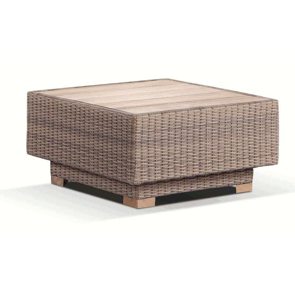 Acapulco Teak Top Coffee Table