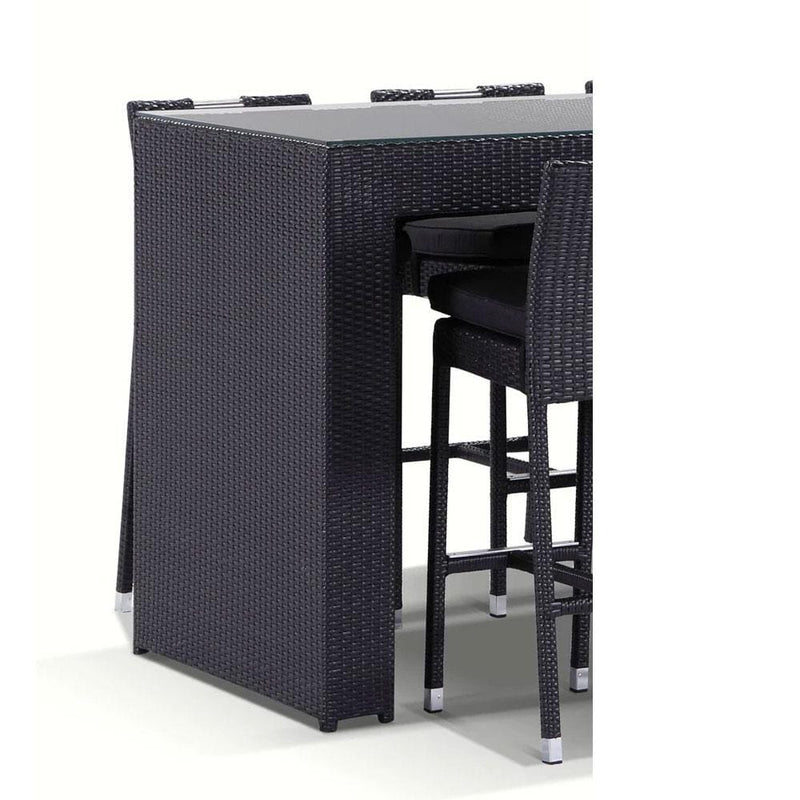 Marley Bar 4 with Corona bar stools