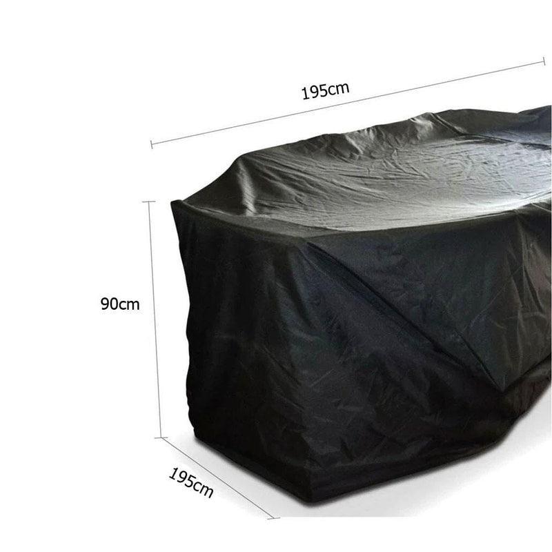8 Seater Square Weather Cover