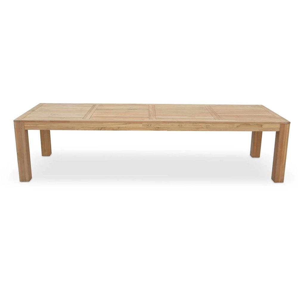 Entertainer Teak 3.3m Outdoor Teak Table