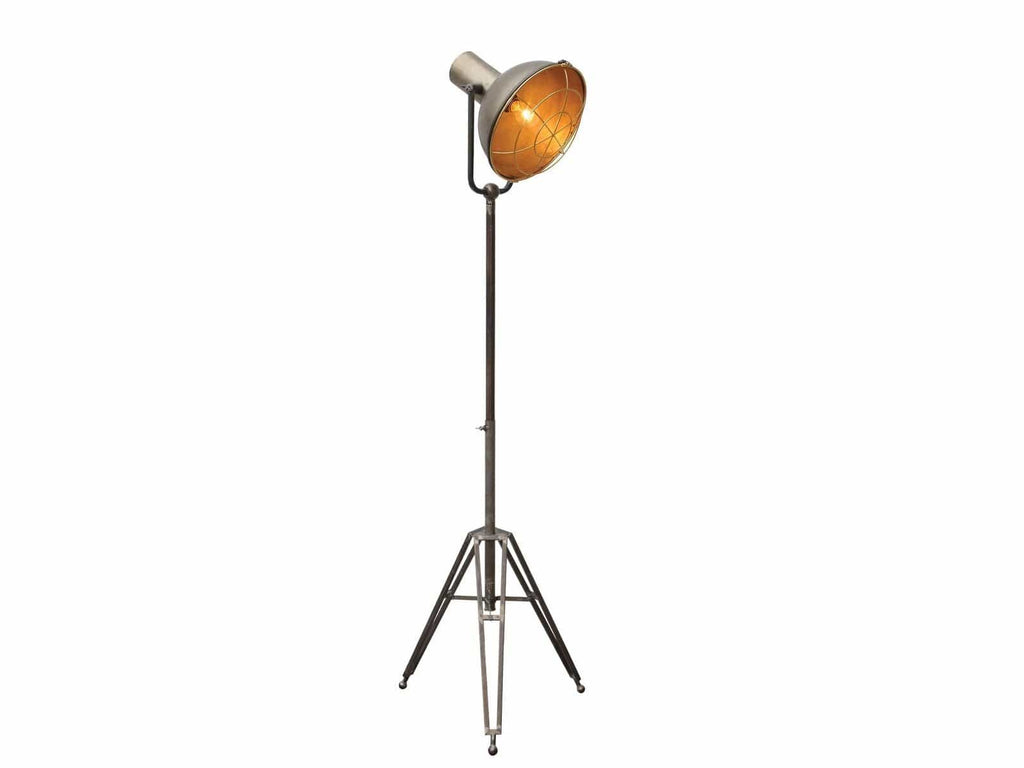 Eden Industrial Floor Lamp