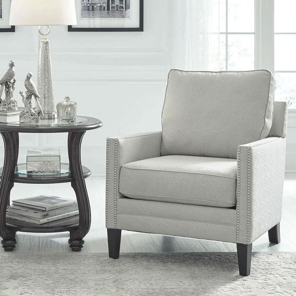 Charlotte 1 Seater Indoor Fabric Accent Arm Chair