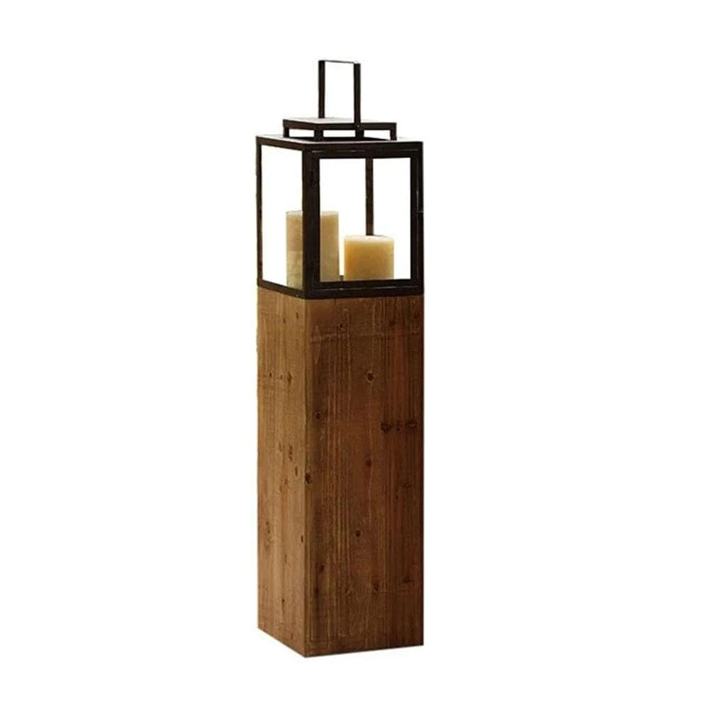 Cypress Small Candle Lantern Homeware
